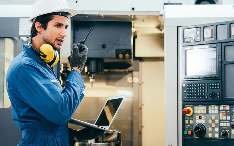 Manufacturing Industry Recording Solutions